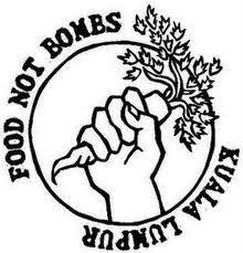 food not bombs!