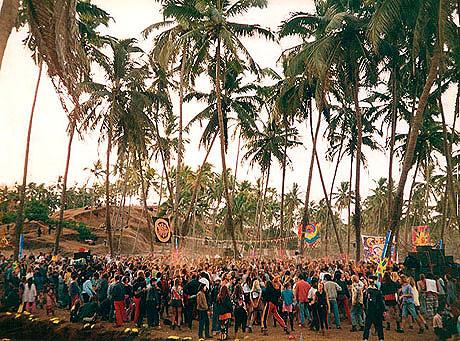 Goa Trance Festival