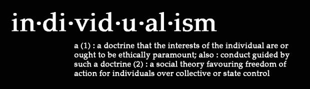 Individualism-header